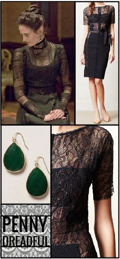 Get the Look: Penny Dreadful