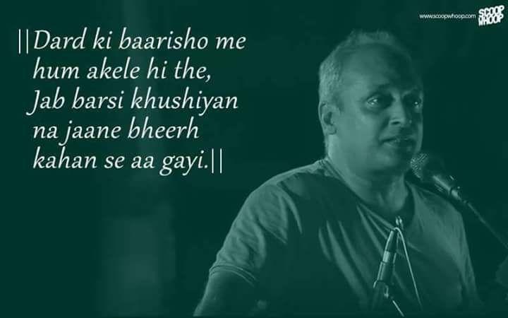 Soul-Stirring Shayaris From Piyush Mishra