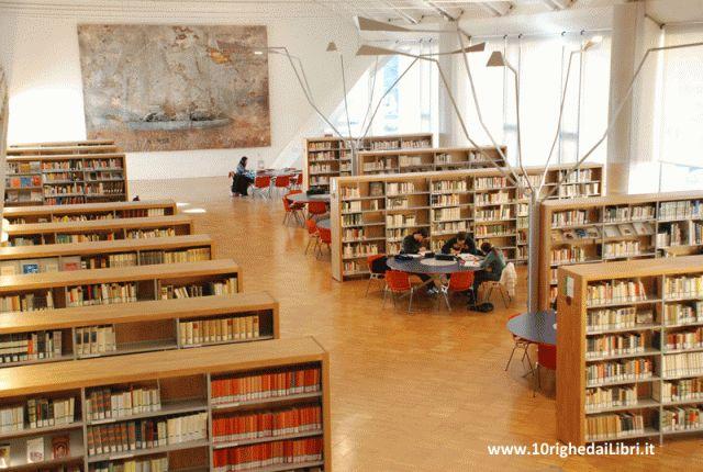 Pistoia - Biblioteca San Giorgio