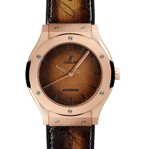 watch 4b1cd f5fa3 ウブロ ベルルッティ時計 スーパーコピー クラシック ...
