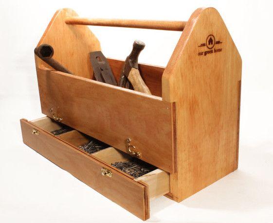 Best 20+ Wooden Tool Caddy Ideas On Pinterest