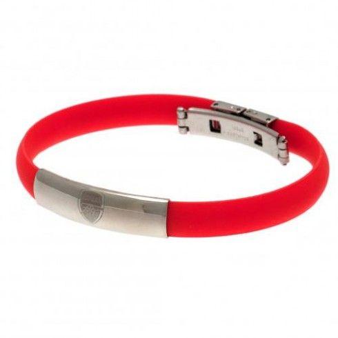 Arsenal F.C. Colour Silicone Bracelet