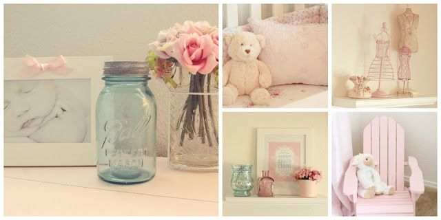Simply Ciani: Madisyn's Shabby Chic Nursery