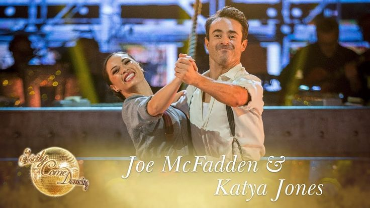 Joe & Katya Quickstep to 'Jumpin' Jack' by Big Bad Voodoo Daddy  - Stric...