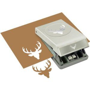 Amazon.com: EK Tools Paper Punch, Large, Deer Head