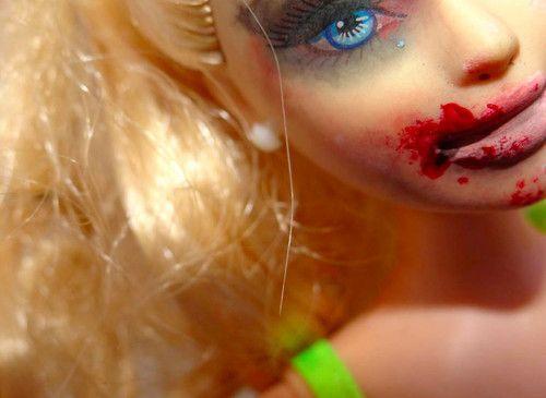 A violência doméstica e o alerta de Samantha Humphreys. - A Melhor Amiga da Barbie