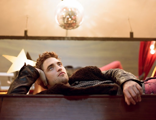 Robert Pattinson Life: Rob's Pictures from BlackBook Photoshoot Now Bigger and Uncropped