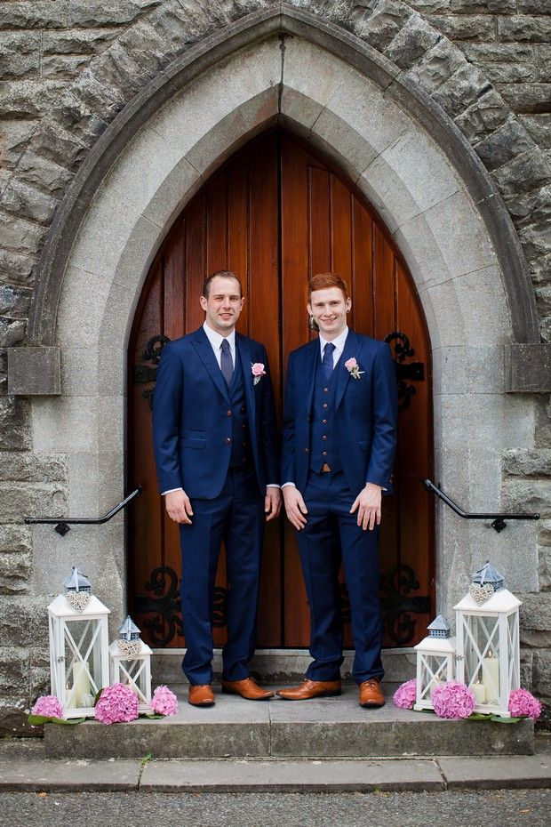 Pastel Perfection at Ballymagarvey Village | weddingsonline