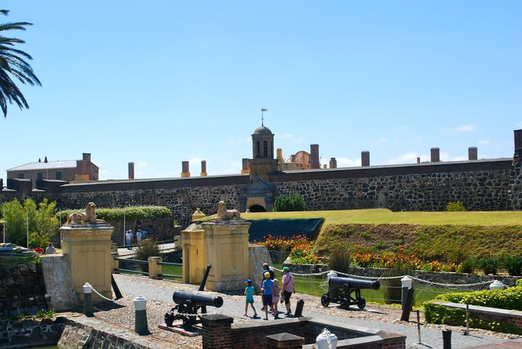 "Castle of Good Hope  ""A Cape Town landmark, the Castle of Good Hope is a prime example of a ""star fort"". Built between 1666 and 1679 by the Dutch East India Company, it's the oldest existing colonial building in South Africa, and has been the centre of civilian, political and military life in the Cape since the 17th century.""  WhereToStay Cape Town https://www.wheretostay.co.za/region/cape-town/accommodation"