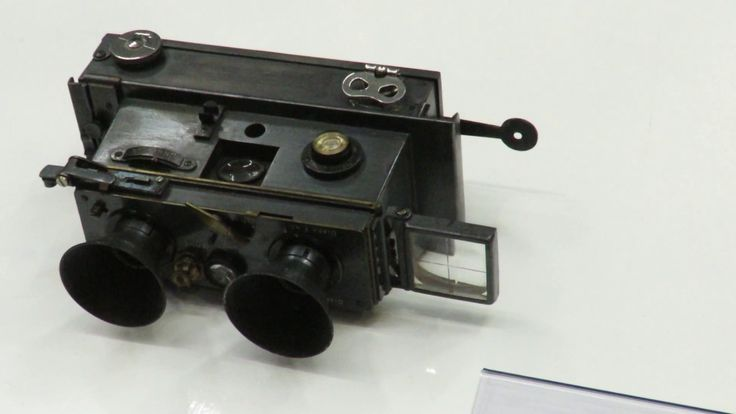 【CP+2017】日本カメラ博物館 ムービー・パノラマ・ステレオカメラの歴史展