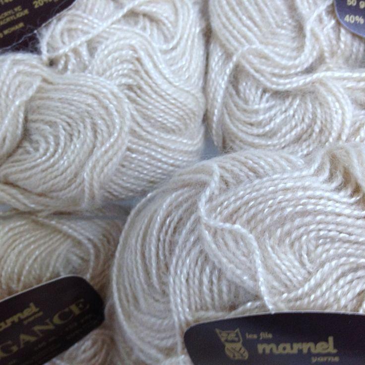 Vintage Luxury Wool Destash Sparkling Cafe au Lait Gold Silver Mohair Shimmery Twist Vintage Yarn Bundle Marnel Elegance Yarn Made in Italy by HeyJudeCollection on Etsy