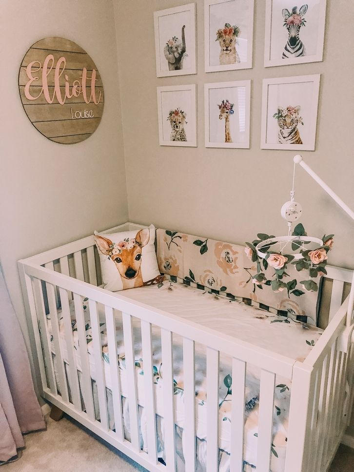 99 Baby S Room Decoration Models Are Comfortable Boho Style For