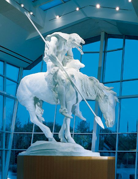 National Cowboy & Western Heritage Museum, Oklahoma City, OK   Trail of Tears.....been there, and it is an amazing place....and just a few miles down the road you can experience the Chickasaw Culture place is Sulphur Ok.....which is an awesome place to visit for Native American history....