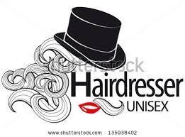 Resultado de imagen de unisex hair salon logo
