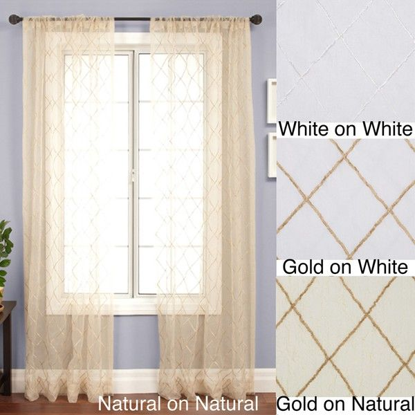 1000+ images about Curtains on Pinterest | French door curtains ...