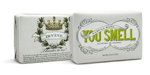 Divine - Shea Butter Bar Soap