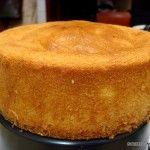 Basic Lemon Sponge Cake: The Egg Foam Method–That's a Whole Different Cake