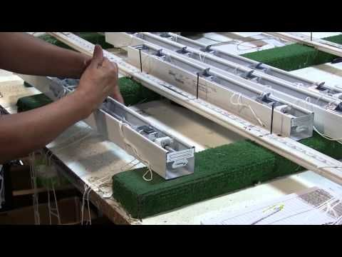How Wood/Faux Wood Blinds are Made - YouTube