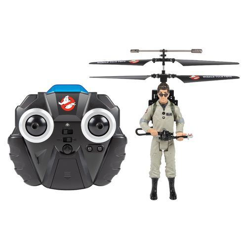 World Tech Toys Ghostbusters Egon Spengler RC Helicopter Multi - Outdoor Games And Toys, Sport Games at Academy Sports