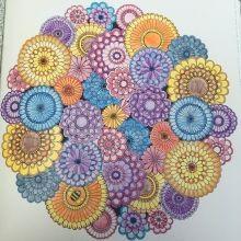 johanna basford secret garden colouring book inspiration and ideas gallery of images - Secret Garden Coloring Book