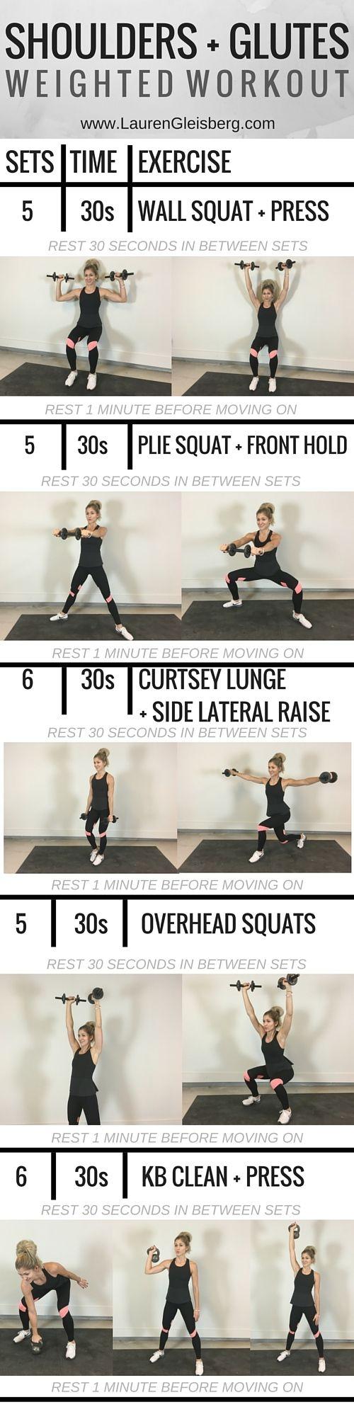 #LGFitAndLean2016 Challenge: Shoulders + Glutes (W3D5) – Lauren Gleisberg