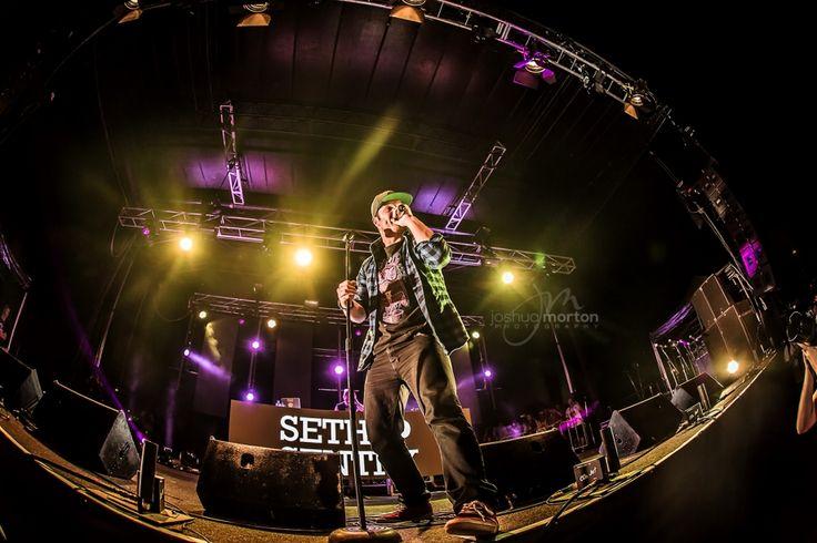 Sprung Hip Hop Festival Brisbane 2013 Seth Sentry
