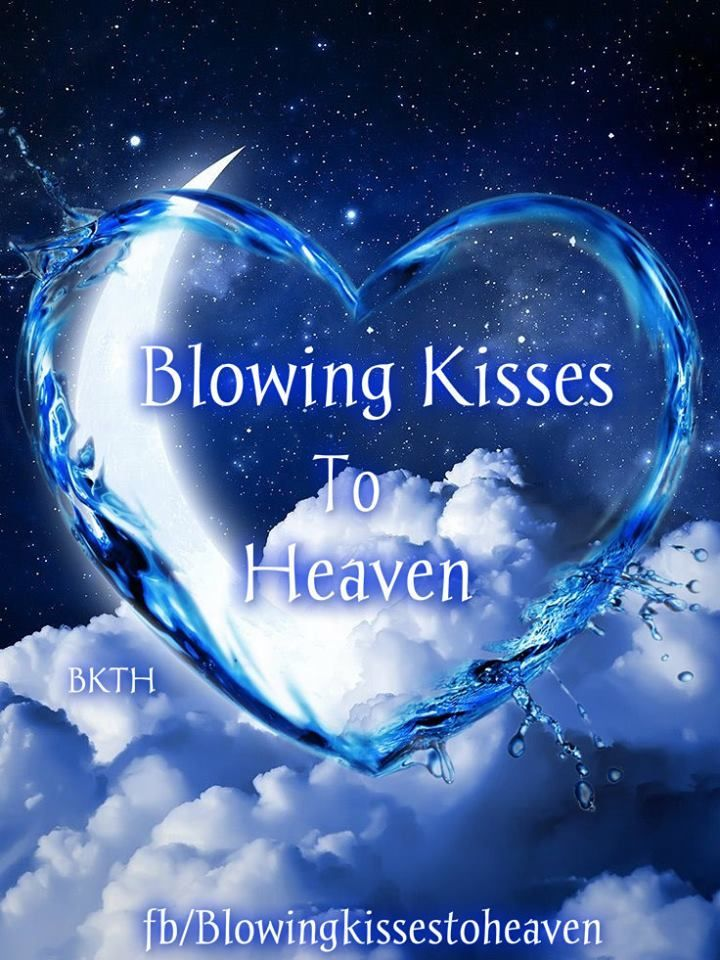 Image result for blowing kisses to heaven