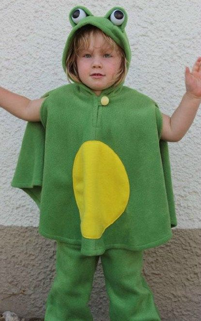 frog costume cape for toddlers by bighead5005 on Etsy, €20.00