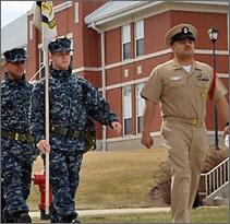 US Navy Recruit Training Command  Chicago, Illinois