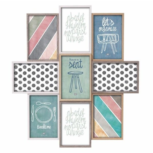 Timeless Wooden Collage Multi Frame - We all know the phrase