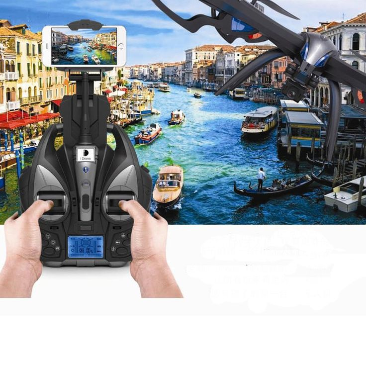 YiZhan I8H 4Axis Professiona RC Drone Wifi FPV HD Camera Video Remote Control Toys uadcopter Helicopter Aircraft Plane Toy