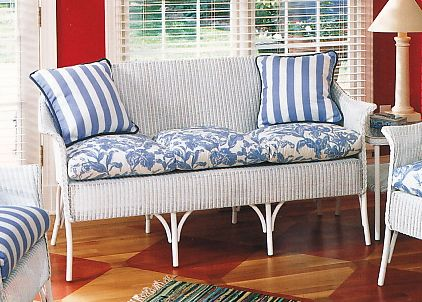 Lloyd Flanders Heirloom Sofa Replacement Cushion : replacement sectional cushions - Sectionals, Sofas & Couches