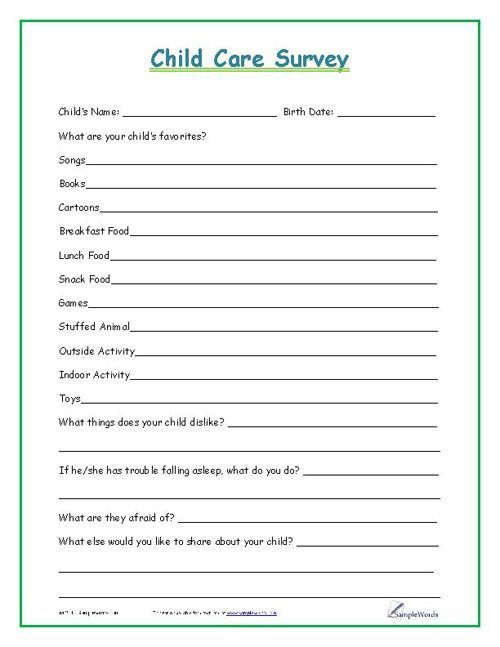 Best 25+ Survey form ideas on Pinterest 1st year teachers - client satisfaction survey template
