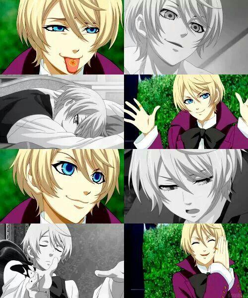 Alois ( I do realize I have followers who like Alois. Although I hate Alois with…