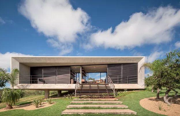 Casas Pré Fabricadas: Design em concreto | Casas Pré-Fabricadas em São Paulo