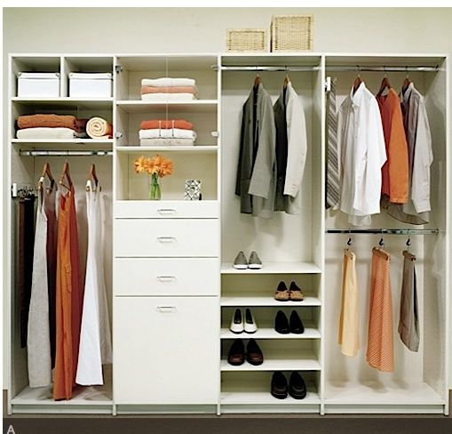 the custom design closet in small bedrooms closet ideas for small is a set of home interior lift up the tone of the whole home interior - Small Bedroom Closet Design Ideas
