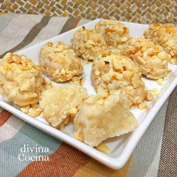 Con esta receta de alfajores de almendras y miel puedes preparar en casa fácilmente este dulce tradicional, quedan más sabrosos y naturales.