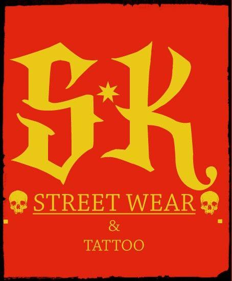 Casual wear & Tattoo.