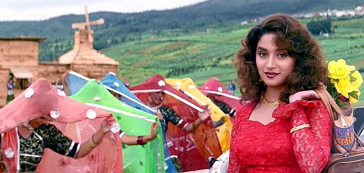 "kajra-re: ""Madhuri Dixit, Hum Aapke Hain Koun, 1994. """