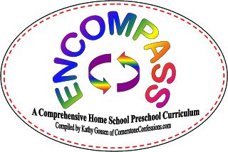 Encompass Preschool Curriculum - academics, life skills, and bible / Christian learning - entire curriculum with Printables, plans, activities, everything! Is only $10! This is what I've been looking for