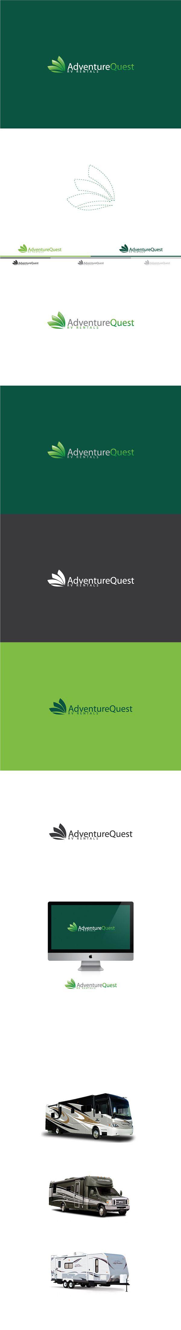 Adventure Quest RV Rentals on Behance