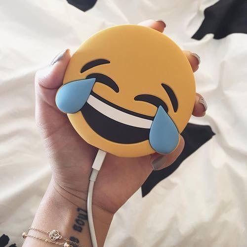 Cargador en forma de emoji