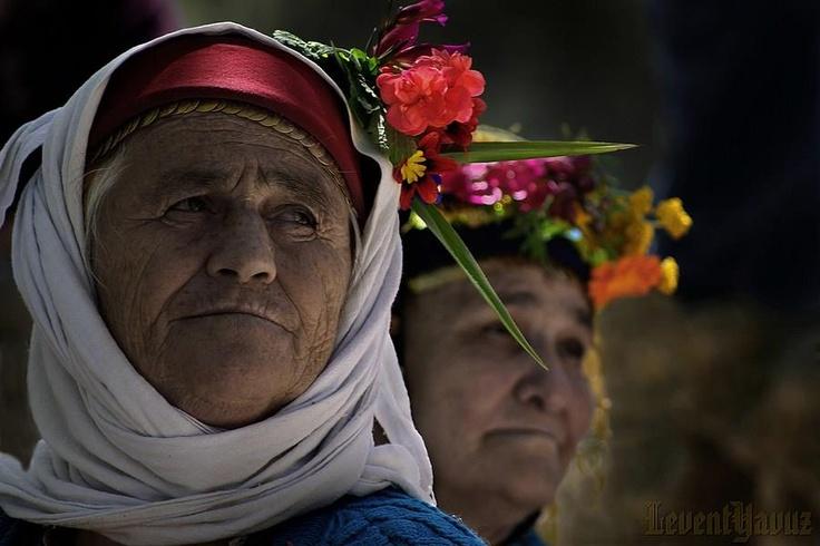 köylü kadınlar-TÜRKİYE