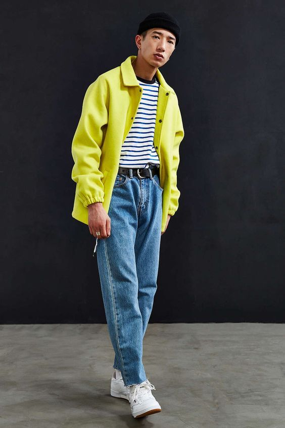 UO Wool Coach Jacket - Urban Outfitters