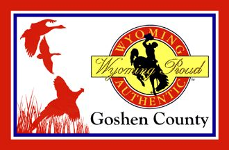 Goshen County, Wyoming - U.S.A.