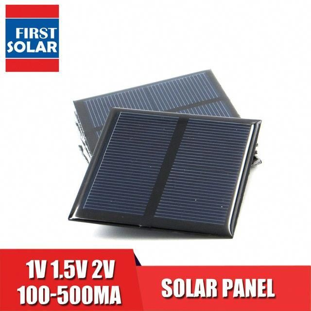100ma 120ma 150ma 250ma 300ma 350ma 435ma 500ma Solar Panel 1v 1 5v 2v Mini Solar Battery Cell Phone Charger Portabl In 2020 Solar Technology Solar Solar Energy Panels