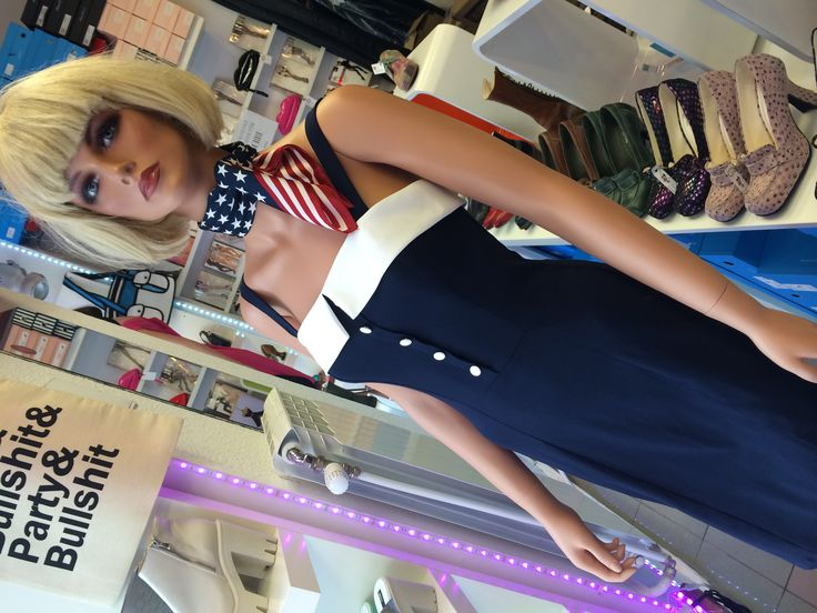 New in our collection of dresses - Miss Sailor