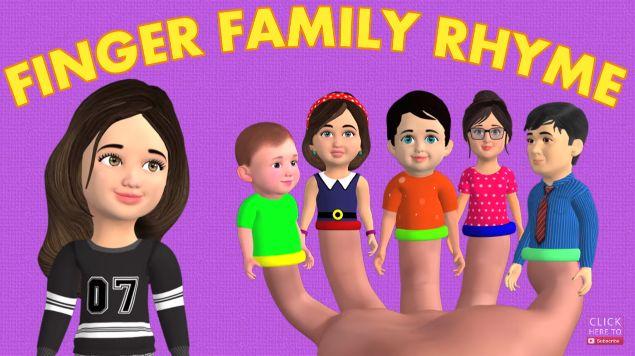 Finger Family Song with Lyrics | Popular Nursery Rhymes Songs for Children | Mum Mum TV