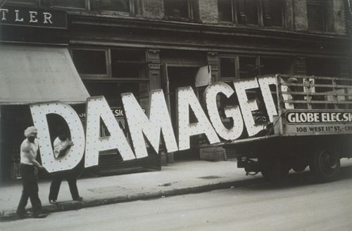one image from Walker Evans' famous depression-era series