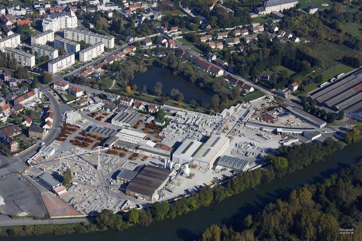Site de production de Soisson / Stocks